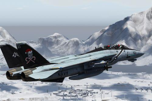 F-14D Super Tomcat [Add-On]
