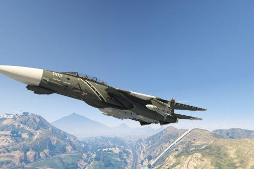 F-14D Super Tomcat Redux [Add-On]