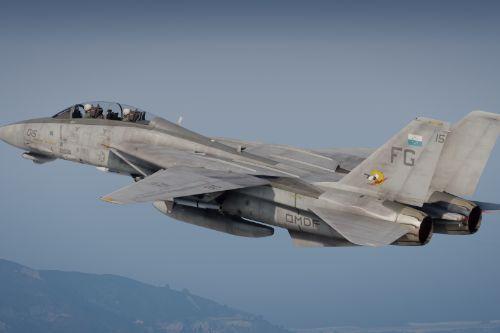 F-14D Tomcat Ace Combat Pack [Add-On]
