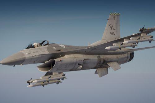 F-16C Fighting Falcon [Add-On]