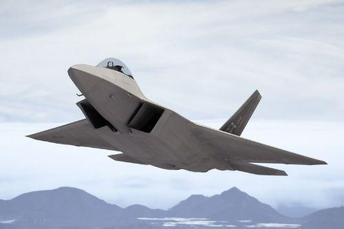 F-22 Raptor [Add-On]