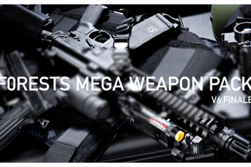 f0rest's Mega Weapon Pack