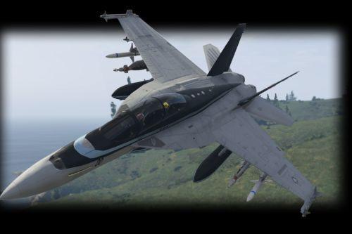 F18F Super Hornet [Add-On]