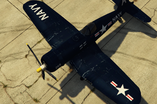 Vought F4U Corsair [Add-On]