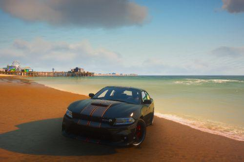 Fast & Furious 9 The Fast Saga Dodge Charger Paintjob