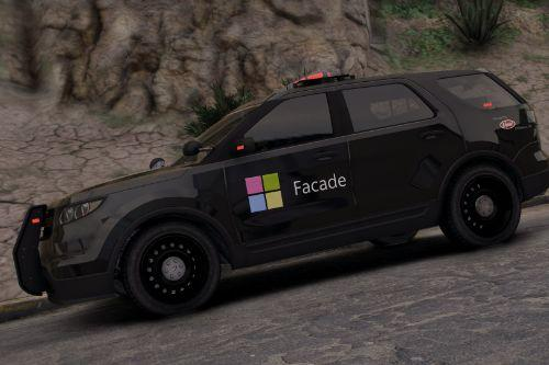 Facade Tech Demo Livery for Vapid Scouts