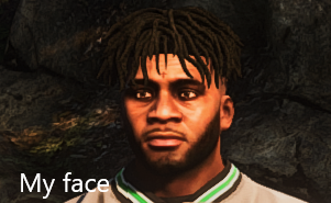 Franklins New Face (retexture of jackfrossst and lil'cubs face)