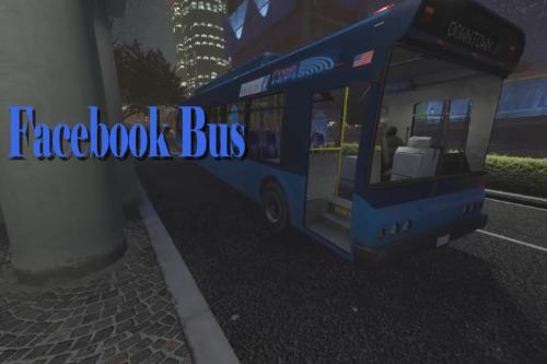 Facebook Bus