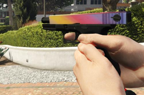 Fade Skin for Jridah´s Glock 18