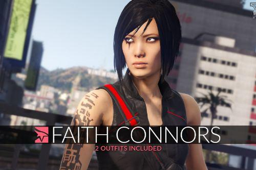 Faith Connors Mirrors Edge Catalyst [Add-On Ped | Replace]