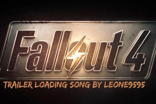 3e4ad9 fallout 4 trailer loading music by leone9595