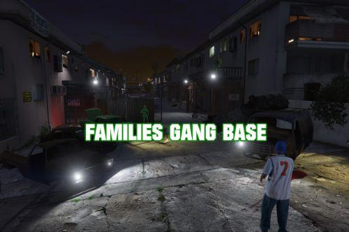 Families gang base update ( YMAP )