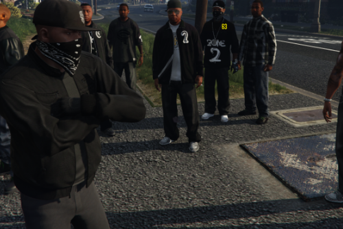 Families To Zone 2 Gang (UK gang)