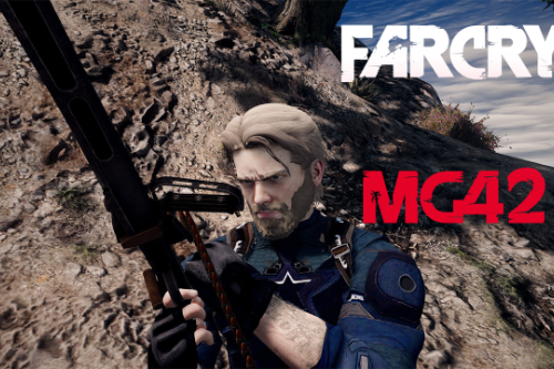 Far Cry 4 MG42