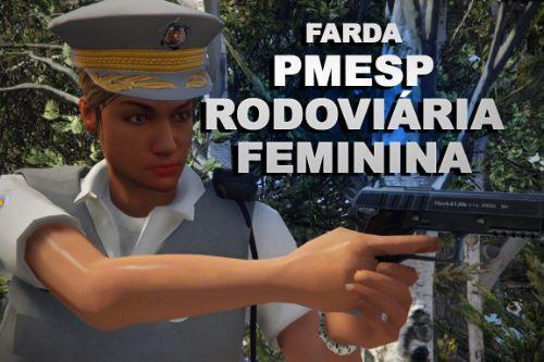 Farda PMESP Rodoviária Feminina (.OIV)