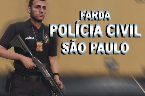 Farda Polícia Civil de São Paulo (.OIV)