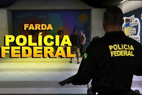 Farda Policia Federal do Brasil (.OIV)