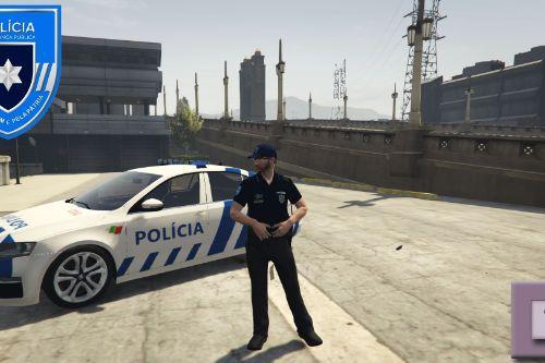 Farda PSP Polícia Segurança Pública