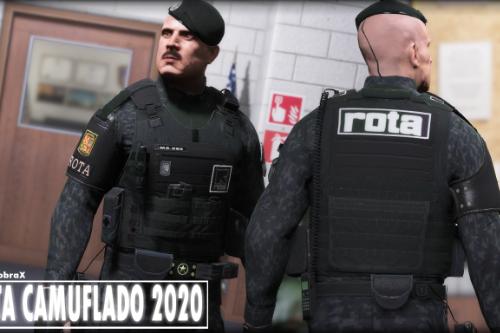 Farda Skin ROTA CAMUFLADO 2020 [PMESP]