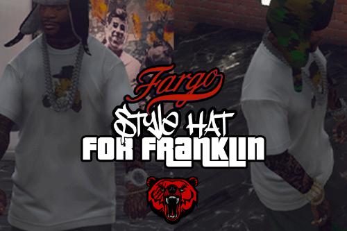 Fargo Style Hat retexture for Franklin