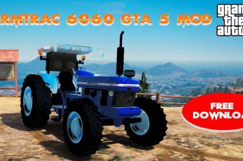 Farmtrac 6069 Tractor INDIA [Add-On]