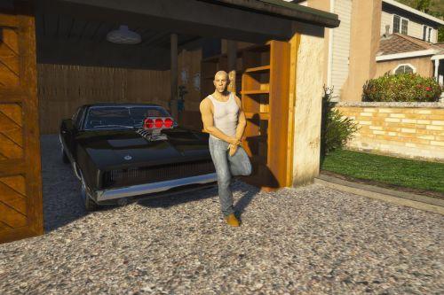 Fast & Furious 9 The Fast Saga Dom's Garage [MapEditor]