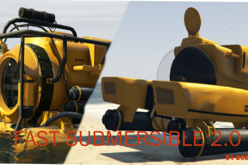 A8f6c6 fast submersible 2.0
