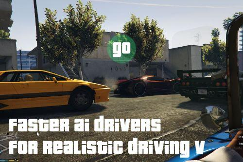 A74dc6 faster ai for realistic driving v