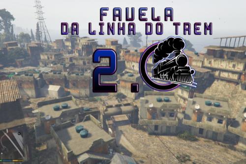 Favela Da Linha do Trem [MapEditor]
