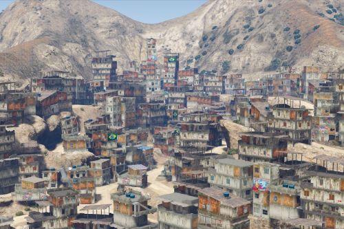 Favelas [Menyoo]