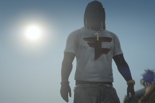 FaZe Clan T-shirt (Franklin)