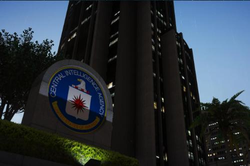 FBI & CIA exteriors and interiors replace oiv