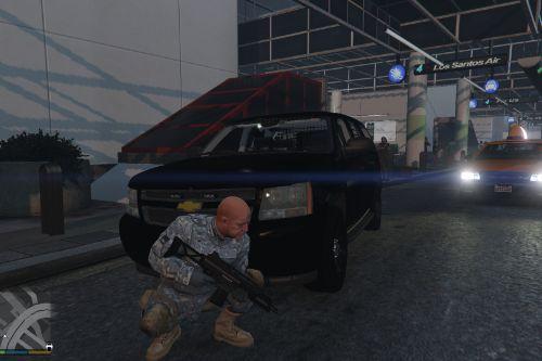 FBI Tahoe