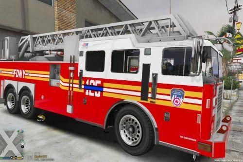 FDNY Ladder Company 125