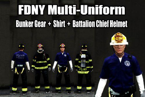 Bfd832 multi uniform