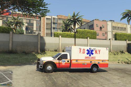 FDNY Pack (liveries)