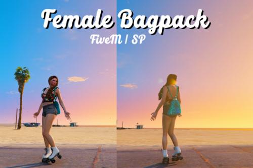 Female Bagpack [FiveM / SP]