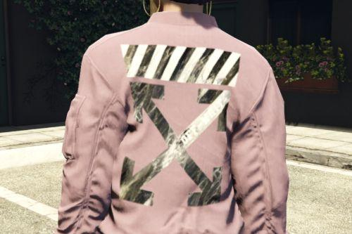 Female OFF WHITE Jacket for MP