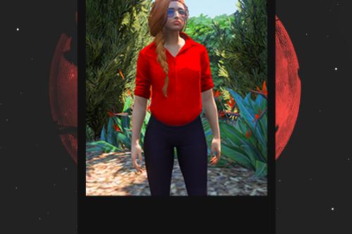 Female Shirts v2
