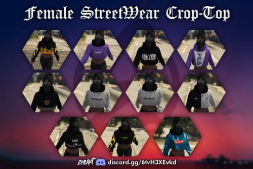 StreetWear Croptop for MP Female