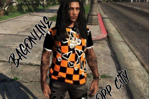 Fendi Checkered Shirt MP