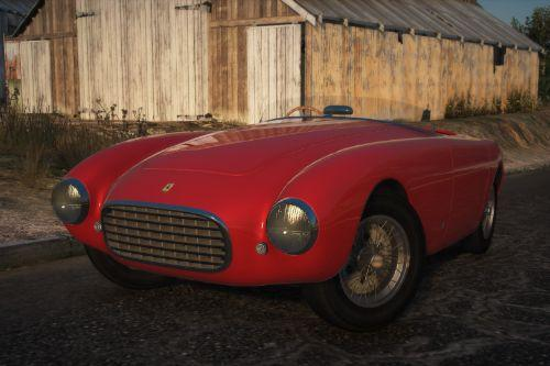 1951 Ferrari 212 Export Vignale Spyder [Add-On | LODs]