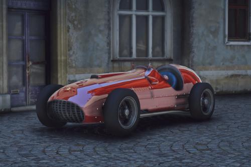 1950 Ferrari 375 F1 [Add-On / Replace | FiveM]