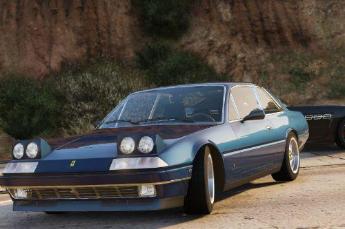 Ferrari 412 1985 [Add-On | Tuning]