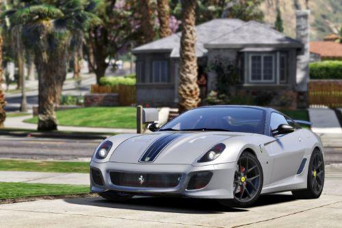Ferrari 599 GTO [Add-On / Replace]