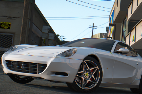Ferrari 612 Scaglietti 2004 [Add-On | Tuning]