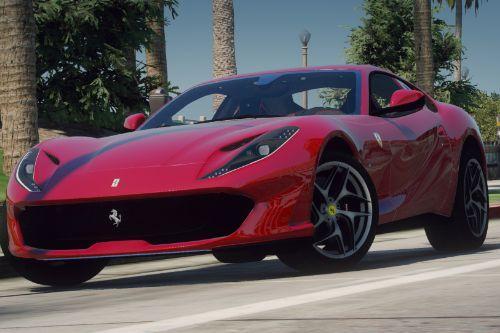 """Ferrari 812 Superfast 18""""  [Replace - FiveM]"""