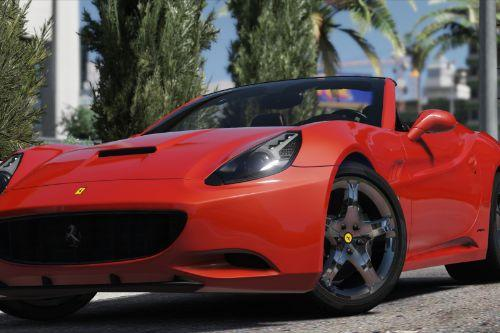 Ferrari California AUTOVISTA [Add-On / Replace]