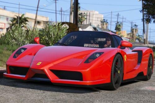 Ferrari Enzo & Gemballa MIG-U1 [Add-On | Tuning]