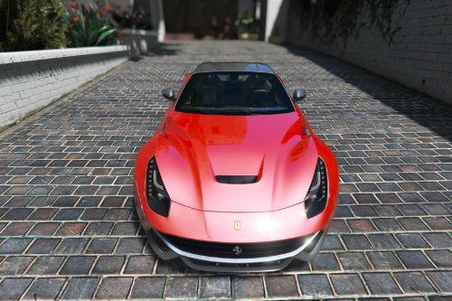 Ferrari F12 Berlinetta 2013 YCA - Oakley design + 2 more PJ's